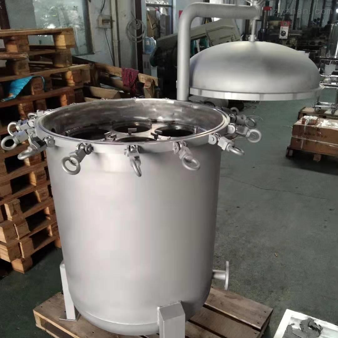不锈钢多袋式过滤器厂家