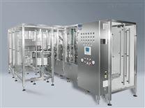 SRD系列单硬管非PVC膜软袋大输液自动生产线