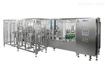SRS系列双硬管非PVC膜软袋大输液自动生产线
