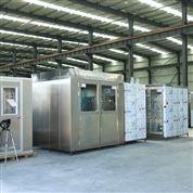 四川達州凈化廠房風淋室 風淋門過濾器價格