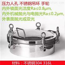 耐压手孔门 反应釜罐用观察高压人孔