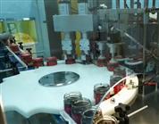 水果罐頭玻璃瓶全自動轉盤式旋蓋機