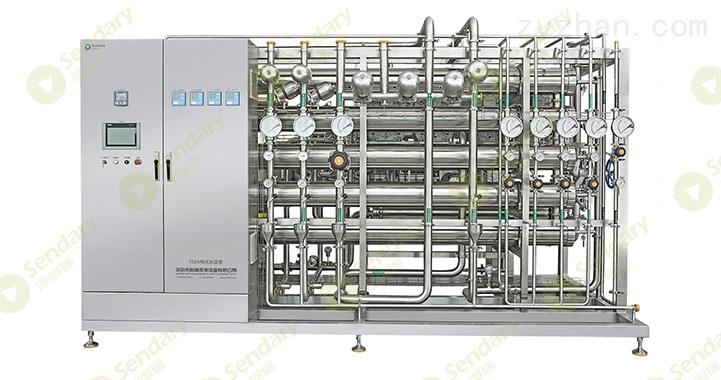 凈得瑞:以客戶需求為導向,制藥用純化水設備穩定運行15年