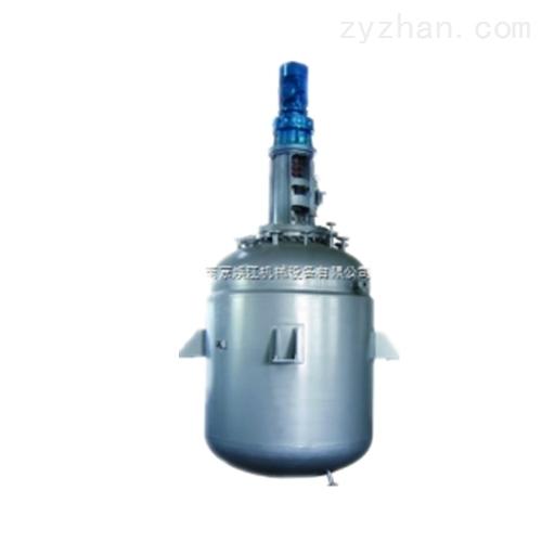 南京电加热不锈钢反应釜工作原理