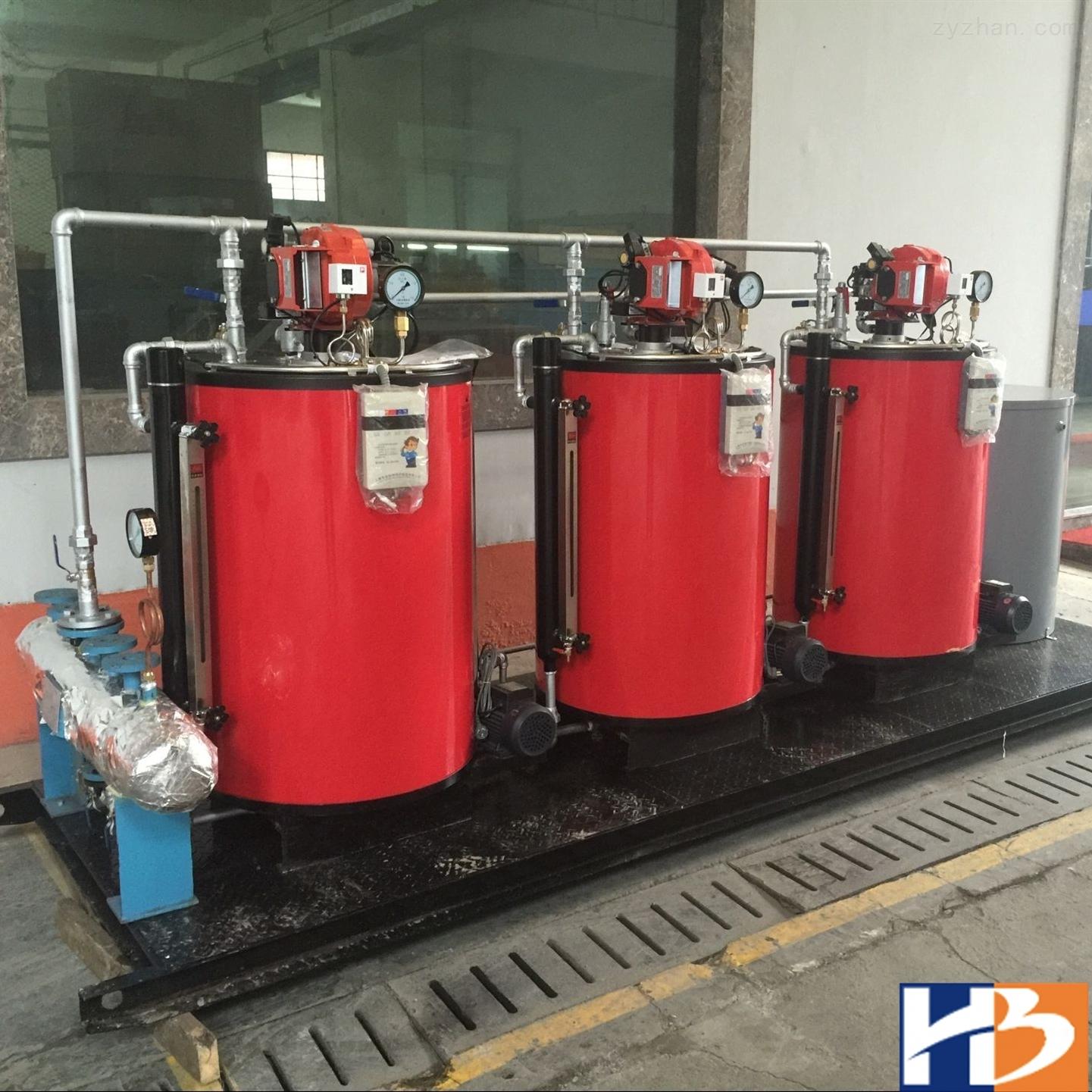 上海华征特种锅炉燃气蒸汽发生器