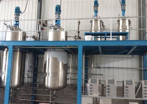 200-2000升机械搅拌发酵罐