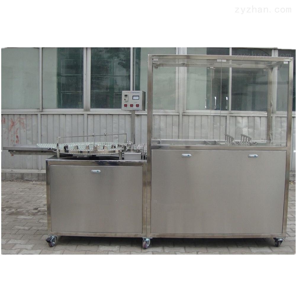 绞龙式超声波洗瓶机主要特点