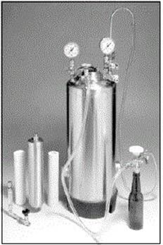 9000系列二氧化碳罐装机