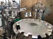 全自动黄豆酱玻璃瓶压盖机