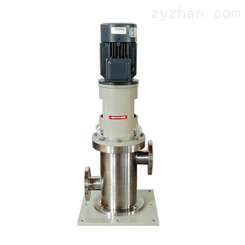 管道式乳化泵