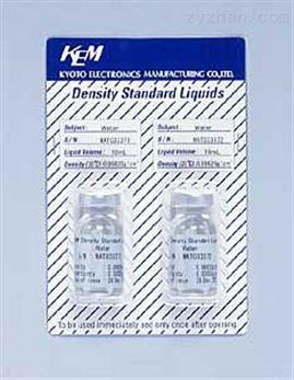 密度标准品/密度标准物质 12-02708-02