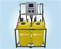 全自動加藥裝置(雙桶雙泵)