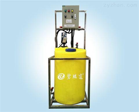 自动加药装置(单桶单泵)