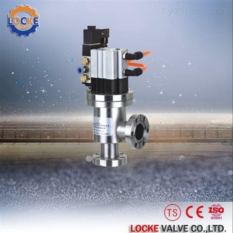 进口常闭型气动高真空挡板阀价格美丽品质优