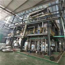 二手10吨强制循环蒸发器 材质316L 钛材