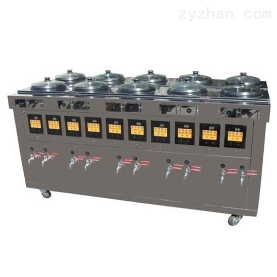 多锅系列煎药机