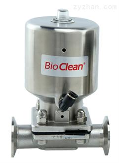BioClean气动无菌隔膜阀