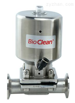 BioClean氣動無菌隔膜閥