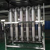 双管板多效蒸馏水机生产厂家