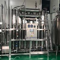 双管板多效蒸馏水机厂家