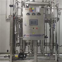 500L/H全自动双管板多效蒸馏水机