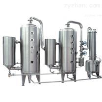 WZII双效酒精回收浓缩器