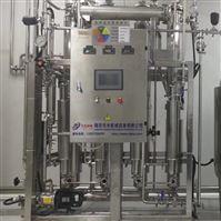 3m3/h列管式多效蒸馏水机