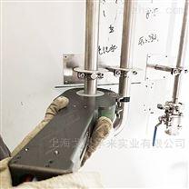 生物制藥不銹鋼管道對接自溶環縫焊機