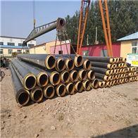 高密度聚乙烯直埋式热水防腐供暖保温管
