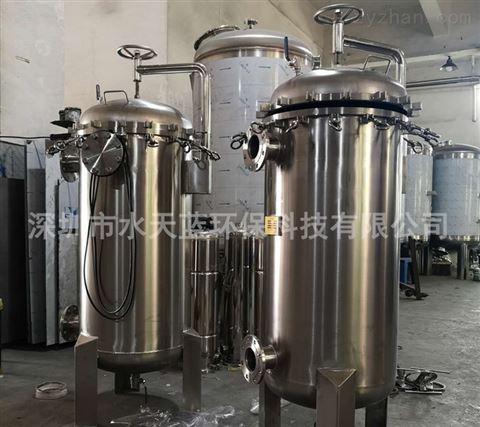 不锈钢机械过滤器的清洗方法