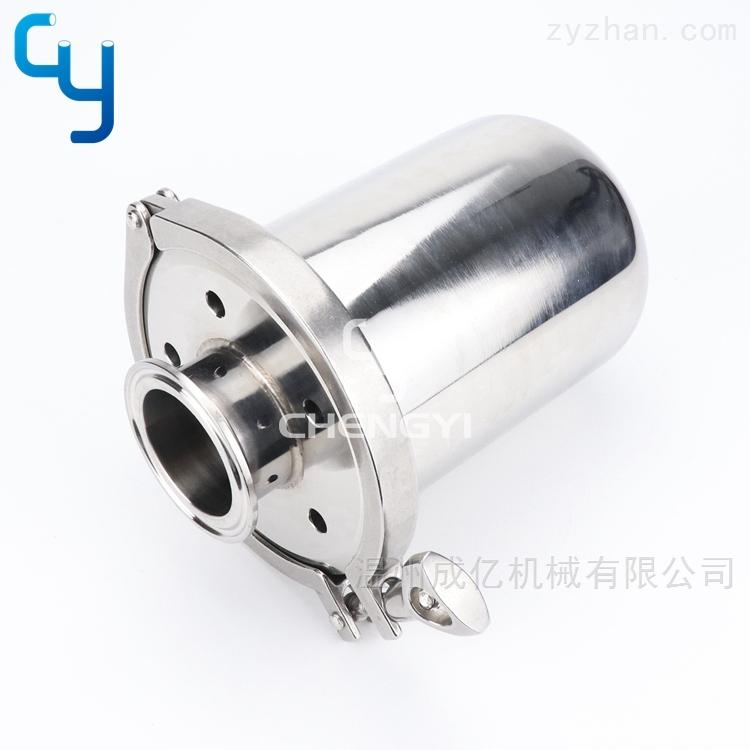 不锈钢卫生级呼吸器