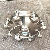 不銹鋼快開人孔 帶DN100視鏡 吊環視鏡人孔