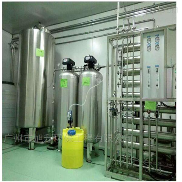 茶山2吨gmp纯化水设备