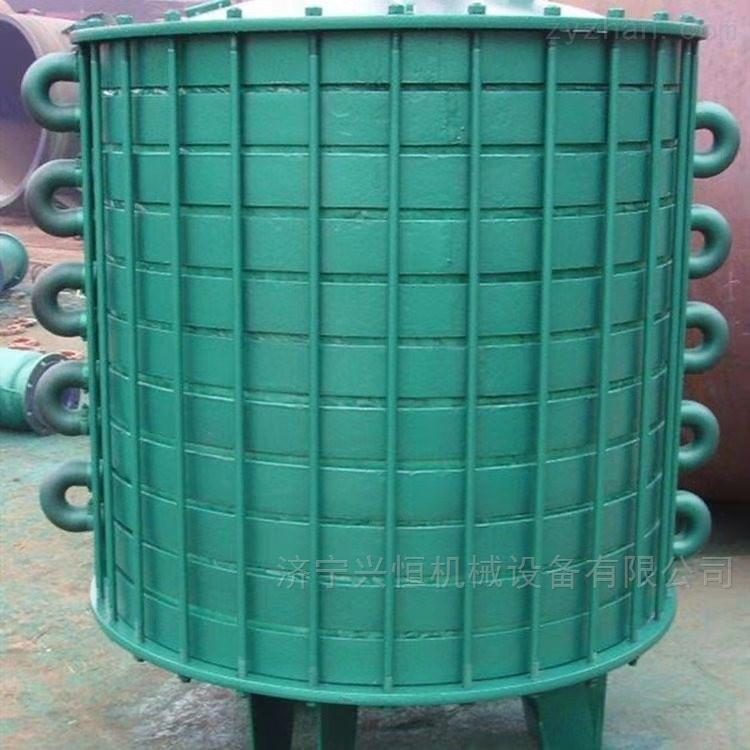 搪瓷片式冷凝器化工设备使用