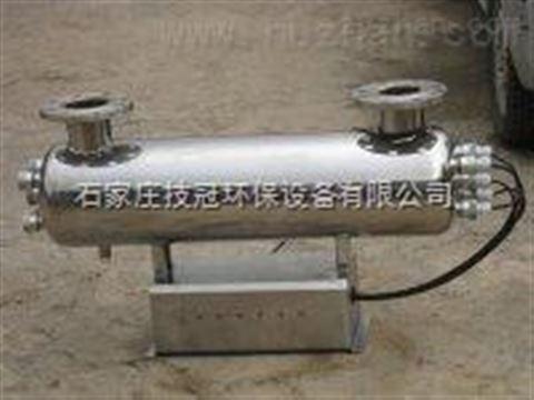 广东金湾紫外线消毒器中水紫外线消毒设备