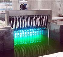 明渠式紫外線殺菌器 設計安全