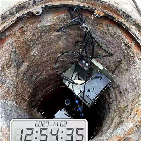 污染源排水管网在线监测系统