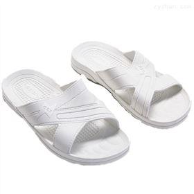 白色防静电拖鞋