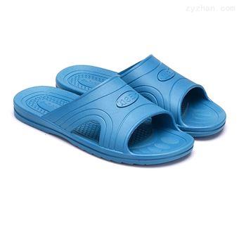 3-010蓝色防静电拖鞋