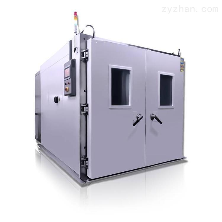 步入式老化试验箱技术