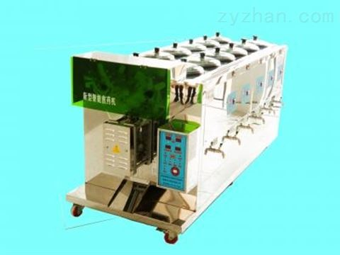 十二缸自动煎药包装一体机