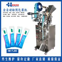 條形背封凍干粉益生菌3克全自動粉劑包裝機