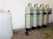 2T/H 离子交换纯水机/离子交换设备/东莞工业离子交换器