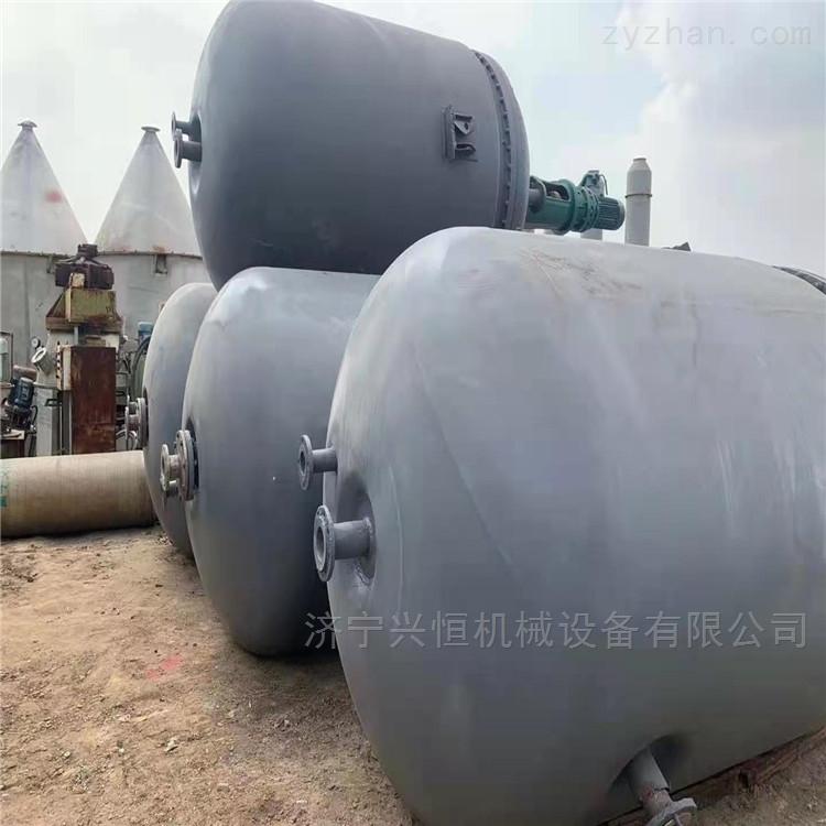 现有3台10立方钛材反应釜出售