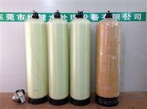 离子交换设备,四塔式离子交换纯水机
