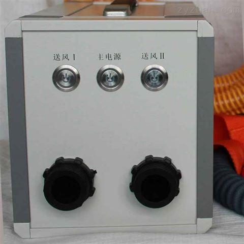 AHK2一拖二式电动长管空气呼吸器