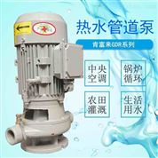 回水系统用循环泵温泉热水管道泵