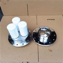 卫生级快装式三芯呼吸器 不锈钢呼吸阀