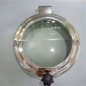 卫生级常压玻璃人孔
