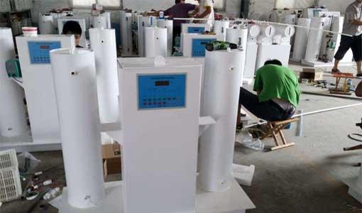 二氧化氯发生器厂家